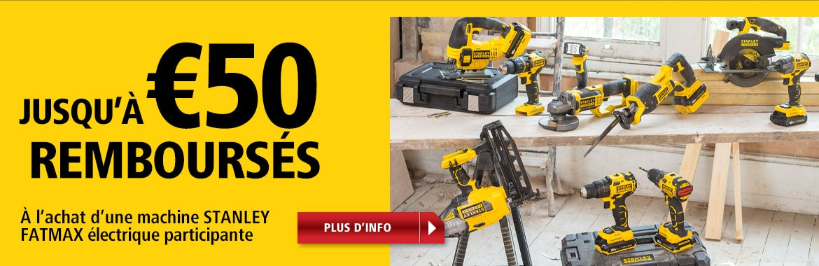 Power Tools cashback 2017