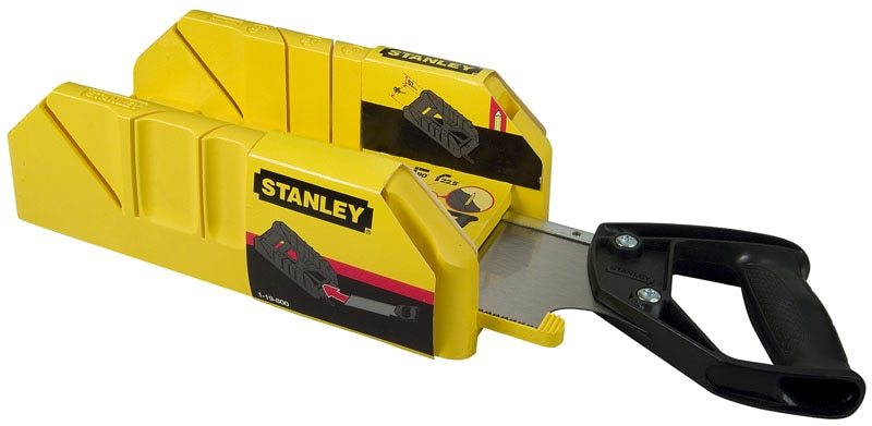 ... and Clamping | Wood saws and blades | Saw Storage Mitre Box with Saw