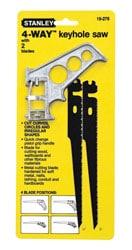 4-Way Keyhole Saw