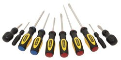Set of Thrifty-Basic Screwdrivers (10 pcs)