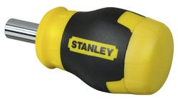 Stanley® Stubby Multibit Screwdriver