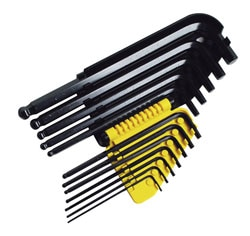 12-Piece ball Hex Key Set