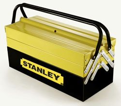 5 Tray Metal Tool Box