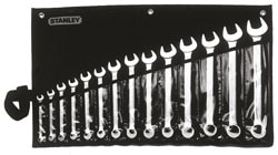 Slimline 14 Piece Combination Wrench Set