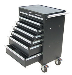 7 Drawers Roller Cabinet
