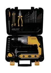 720W 13mm Percussion Drill Value Kit