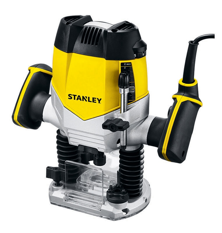 STANLEY | POWER TOOLS | Wood Working | 1200W 8mm Plunge Router