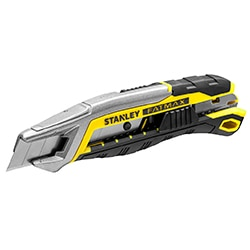 STANLEY® FATMAX® Snap Off Knife with Slide Lock - 18MM