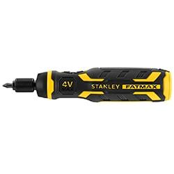 Wkrętak akumulatorowy 4V z ładowarką i bitami STANLEY® FATMAX®