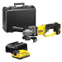 18V STANLEY® FATMAX® V20 Cut Off Tool with 1 x 2.0Ah Lithium-Ion Battery and Kit Box