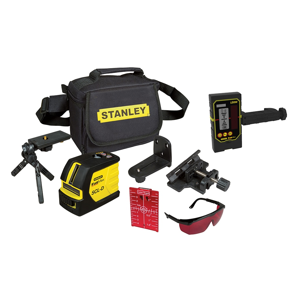 Electronic Hand Tools : Stanley electronic hand tools line lasers scl d