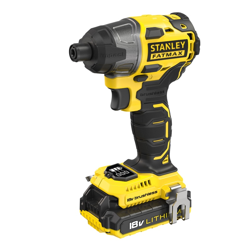 Stanley Power Tools Cordless Drilling 18v Fatmax 174 2