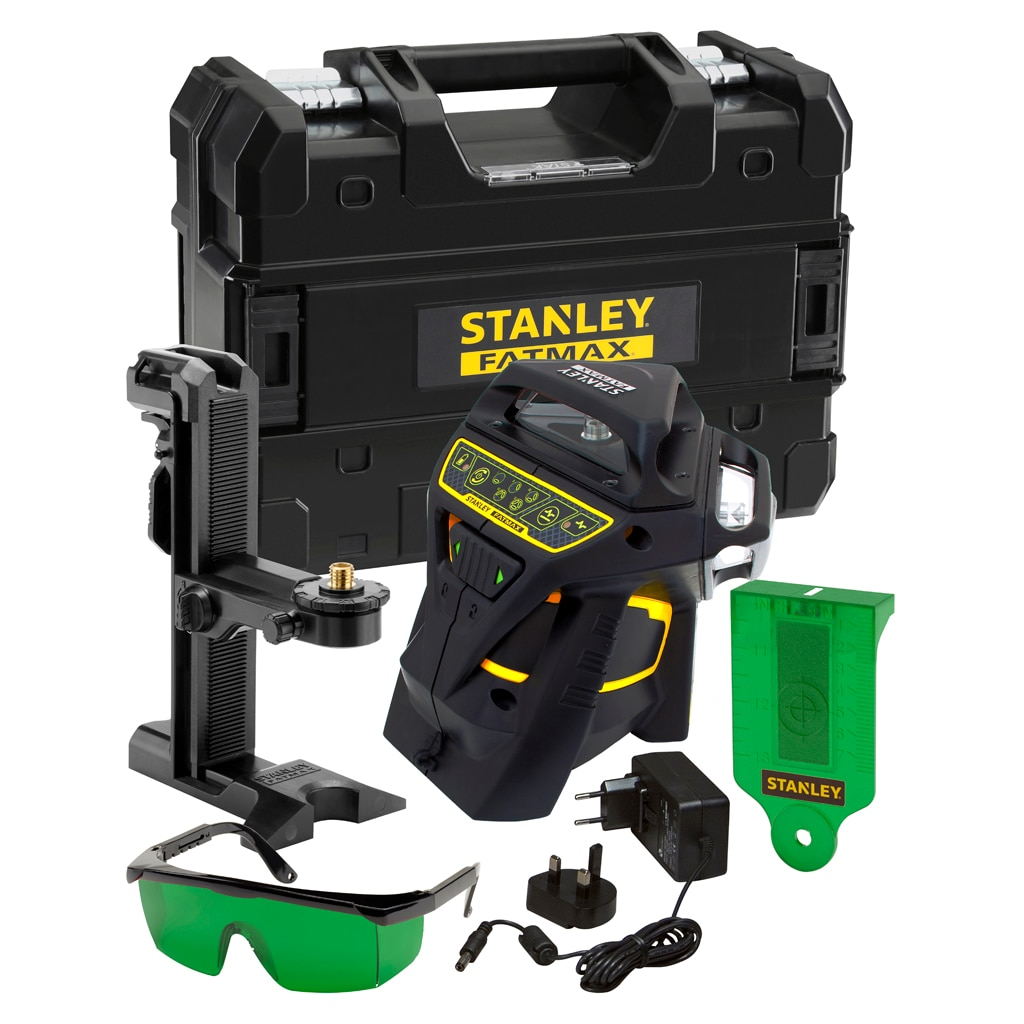STANLEY | Products | HAND TOOLS | Levels | Laser levels