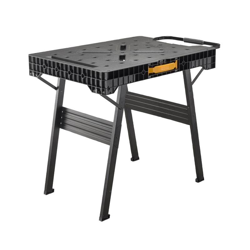 Stanley productos equipamiento para lugares de trabajo for Mesa de trabajo plegable