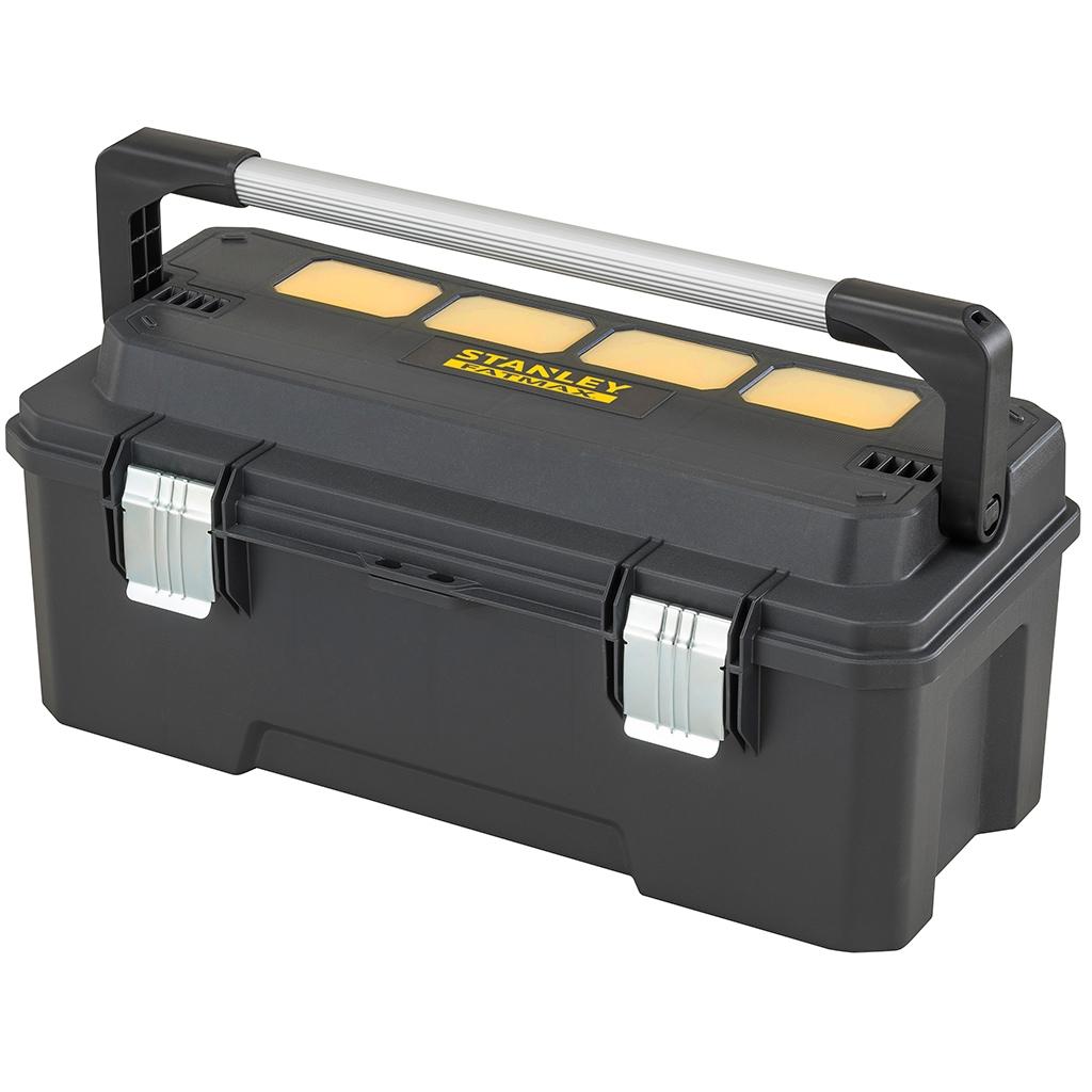 Stanley productos almacenamiento cajas de - Caja de herramientas stanley ...