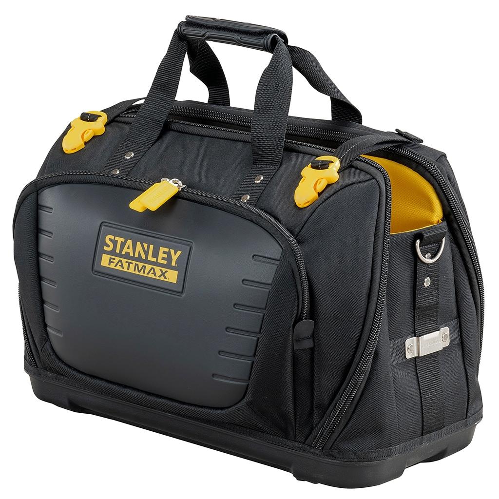 stanley produits systemes de rangement sacs outils stanley fatmax sac outils quick. Black Bedroom Furniture Sets. Home Design Ideas