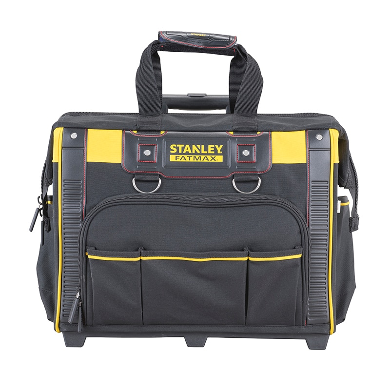 stanley outillage main syst mes de rangement sacs outils stanley fatmax sac. Black Bedroom Furniture Sets. Home Design Ideas