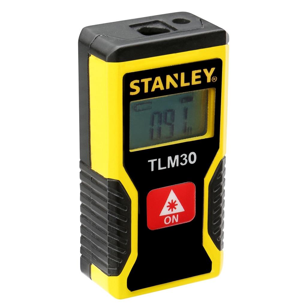 Stanley laser elektronische messger te laser for Metro laser bricoman