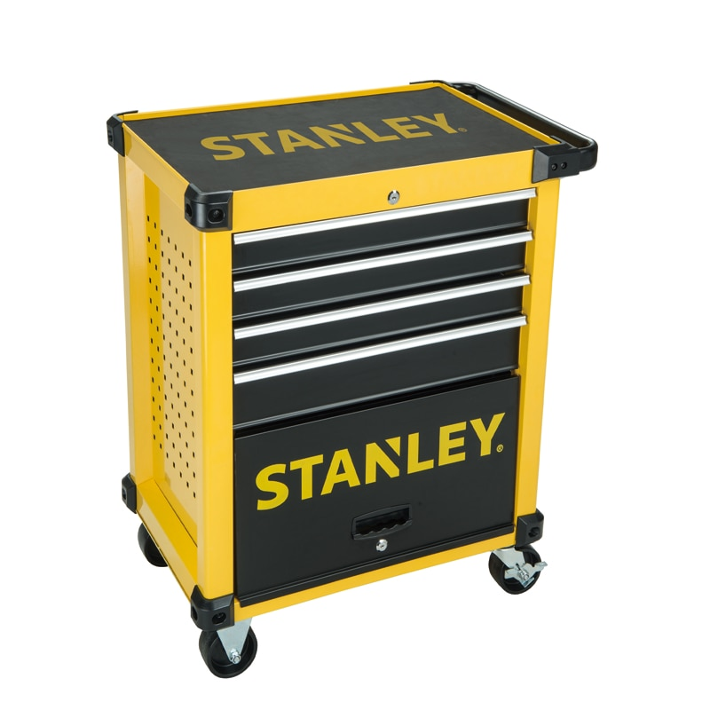 Stanley Hand Tools Storage Tool Modular Work Transmodule System 27 4 Drawer Roller Cabinet