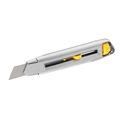 Interlock Snap Off Blade Knife - 18 mm