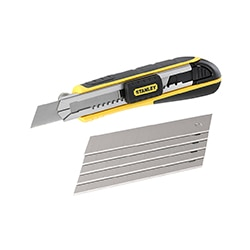 STANLEY® FATMAX® Snap Off Knife -18mm