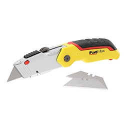 STANLEY® FATMAX® Retractable Folding Utility Knife