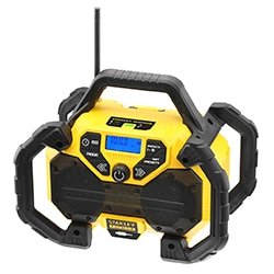 STANLEY® FATMAX® 18V Radio Charger