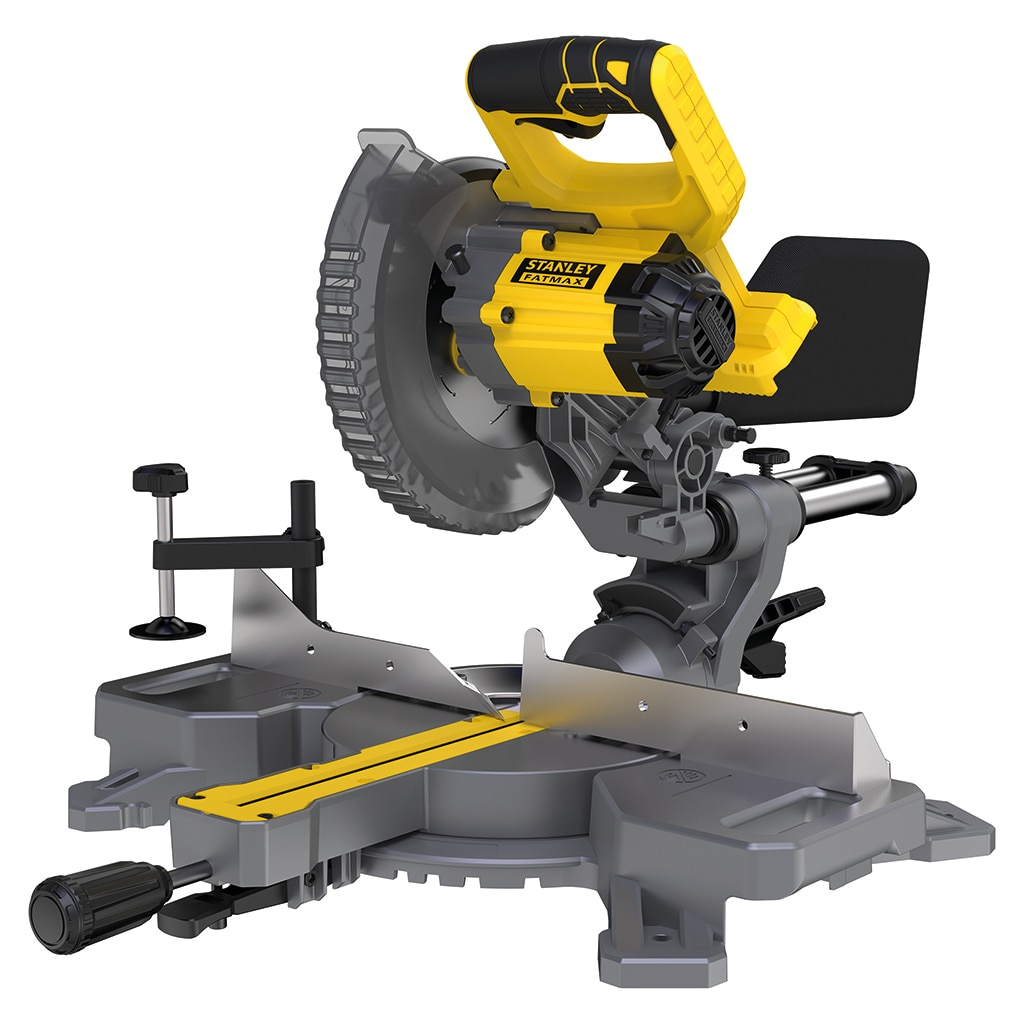 STANLEY® FATMAX® 18V 190mm Slide Mitre Saw - Bare