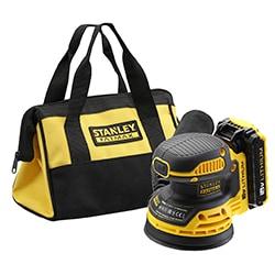 STANLEY® FATMAX® 18V 2.0AH LITIO LEVIGATRICE ROTO-ORBITALE