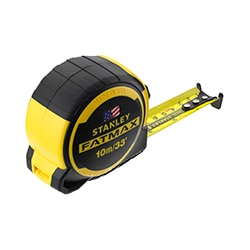 STANLEY® FATMAX® 33' Tape Measure