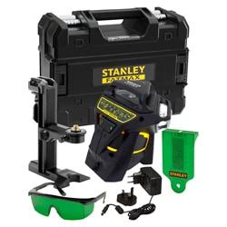 STANLEY®  FATMAX® X3G Többvonalas lézer 30/50m - Zöld