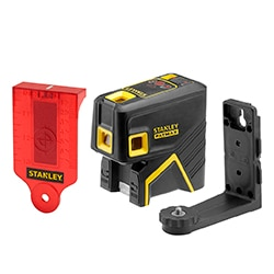 STANLEY® FATMAX® SLP5 5 Spot Red Beam Laser Level
