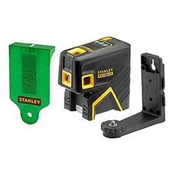 STANLEY® FATMAX® SLP5 5 Spot Green Beam Laser Level
