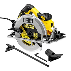 STANLEY® FATMAX® 1650W Circular Saw (Kingfisher Exclusive)