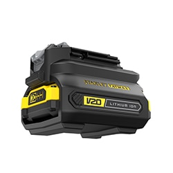 V20 STANLEY® FATMAX® 18V Battery Adapter (SFMCB100)