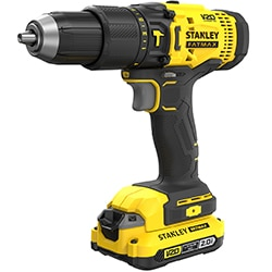 STANLEY® FATMAX® V20 18V Hammer Drill with 2 x 2.0Ah Li-Ion Batteries