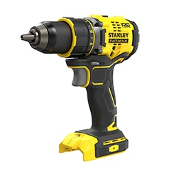 18V STANLEY® FATMAX® V20 Brushless Drill Driver - Bare Unit (SFMCD720B)