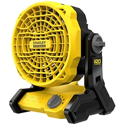 18V STANLEY® FATMAX® V20 Job Site Fan - Bare Unit (SFMCE001B)