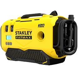 STANLEY® FATMAX® V20 11 bar Kompressor 12V / 230V / 18V - Lieferung ohne Akku und Ladegerät  (SFMCE520B)