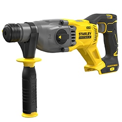 18V STANLEY® FATMAX® V20 Brushless SDS+ Hammer Drill - Bare Unit (SFMCH900B)