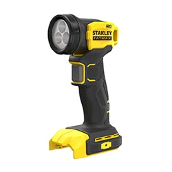 18V STANLEY® FATMAX® V20 Flashlight - Bare Unit (SFMCL020B)