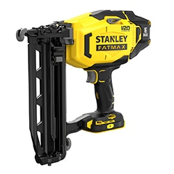 18V STANLEY® FATMAX® V20 16-Gauge Finishing Nailer - Bare Unit (SFMCN616B)