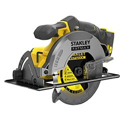 18V STANLEY® FATMAX® V20 165mm Circular Saw - Bare Unit (SFMCS500B)