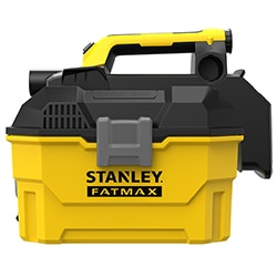 18V STANLEY® FATMAX® V20 7.5L wet and dry vac - Bare Unit (SFMCV002B)