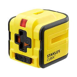 Stanley Cubix ™ laser
