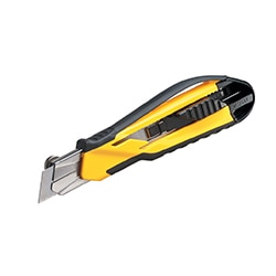 STANLEY® Cutter Dynagrip à cartouche 18mm