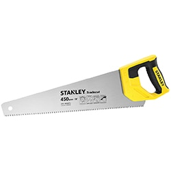 Stanley Houtzaag Tradecut Universal 450mm 8 TPI