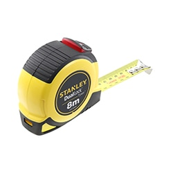 STANLEY® Tylon™ Dual Lock Short Tape (8m) (STHT36809-0)