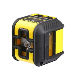 STANLEY® Cross 90™ Cross Line Red Beam Laser Level