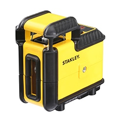 STANLEY® 360° Cross Line Red Beam Laser Level